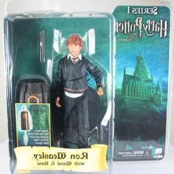 "NECA Harry Potter Series 1 Order Of Phoenix Ron Weasley 7"" F"