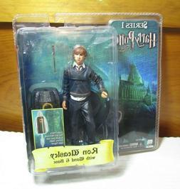 "NECA Harry Potter Series 1 Order of the Phoenix MOC 7"" Ron W"