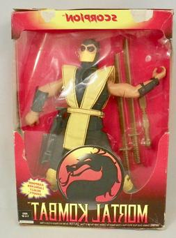 Hasbro 1994 12 inch Mortal Kombat - Scorpion - Action Figure