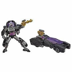 Hasbro Transformers Generation Selects Nightbird Deluxe Acti