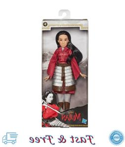 HASBRO DISNEY MULAN TWO REFLECTIONS SET ACTION FIGURE & ACCE