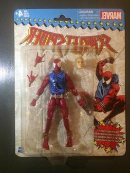 Hasbro Marvel Legends Vintage Scarlet Spider Spider-Man Acti