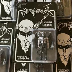 Super7 Heavy Black Metal Venom Goat Head  ReAction Action Fi