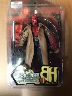 "Mezco HELLBOY 2 GOLDEN ARMY 7"" Action Figure NEW in Package."