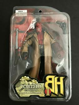 "Mezco HELLBOY 2 GOLDEN ARMY 7"" Action Figure NEW in Package"