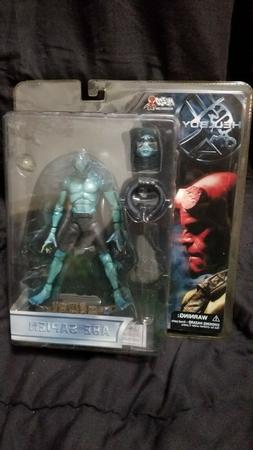 Mezco Hellboy 8: Abe Action Figure