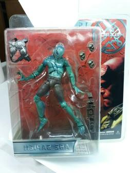 Mezco Hellboy Abe Sapien Action Figure Toy 2004 A24