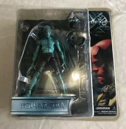 Mezco Hellboy Abe Sapien Action Figure Toy 2004