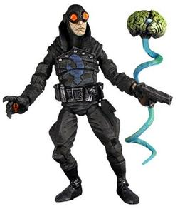 Hellboy Comic Book Action Figure Lobster Johnson