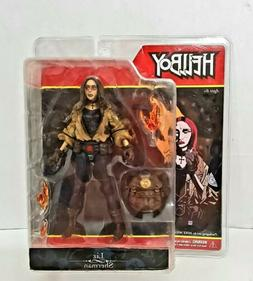 Mezco Hellboy Comic Liz Sherman Action Figure Mike Mignola c