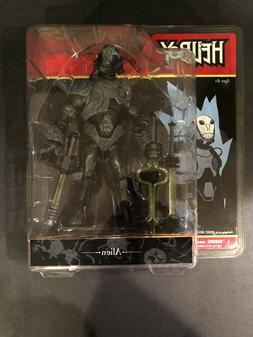 Mezco Hellboy Comic Series 2 Alien Action Figure Unopened