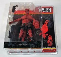 HELLBOY GRINNING VARIANT ACTION FIGURE MIKE MIGNOLA SERIES 1