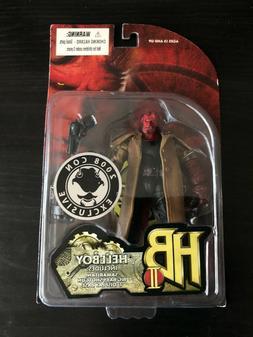 Mezco - Hellboy II Hellboy w/ Cigar 3.75in Action Figure