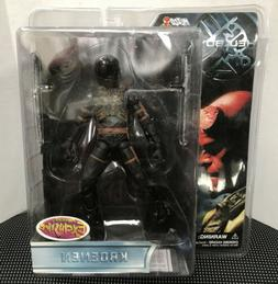 Hellboy Kroenen Mezco Toys Series1 2004 Action Figure Black