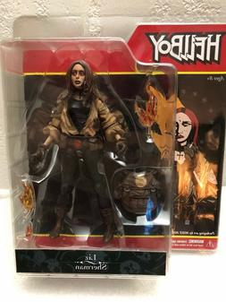 Mezco Hellboy Liz Sherman Comic Book Action Figure MOC
