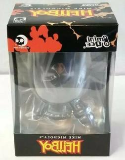 "Dark Horse Deluxe Hellboy Mini Qee Gray Monotone 5"" Action F"