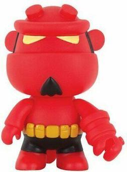 "Dark Horse Deluxe Hellboy Red Mini Qee 5"" Action Figure"