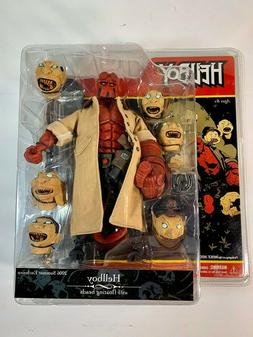 Mezco Hellboy with Floating Heads Action Figure - 2006 SDCC