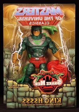 HeMan Masters of the Universe Classics Exclusive Action Figu