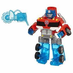 Playskool Heroes Transformers Rescue Bots Energize Optimus P