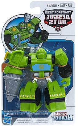 Playskool Heroes, Transformers Rescue Bots, Boulder The Cons