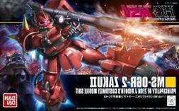 Bandai Hobby HGUC #166 MS-06R-1A Zaku II Johnny Ridden Custo
