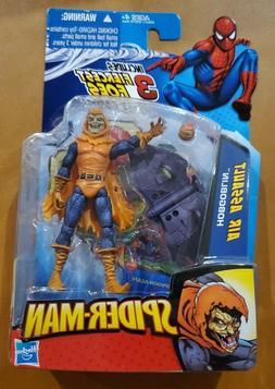 HOBGOBLIN AIR ASSAULT ACTION SPIDER-MAN MARVEL UNIVERSE 3.75