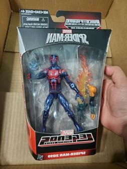 "Marvel Legends Hobgoblin BAF Series Spider-Man 2099 6"" Actio"
