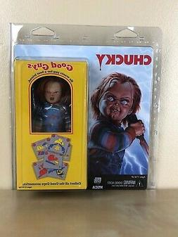 "NECA Horror Child's Play Chucky 8"" Scale Clothed Action Fi"