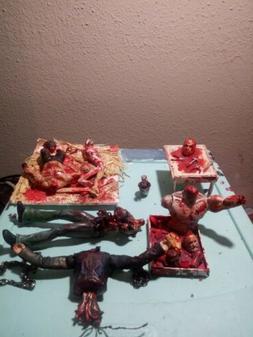 Horror Diorama For Horror Figures Neca