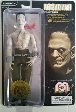 "MEGO Horror Frankenstein Bare Chested with Stitches 8"" Figur"