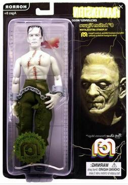 "MEGO Horror Frankenstein Bare Chested with Stitches 8"" Actio"