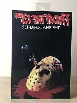 NECA Horror Friday the 13th Part IV Final Chapter Ultimate J