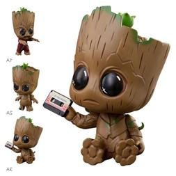 Hot Guardians of the Galaxy Vol 2 Groot Cosbaby Bobble Head