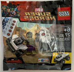 """HULK Marvel SUPER HEROES Avengers Age of Ultron 27 Pieces 2"""""""