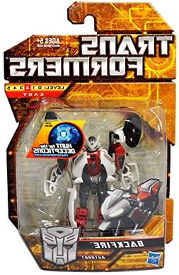 Transformers Hunt for the Decepticons Scout Class Action Fig