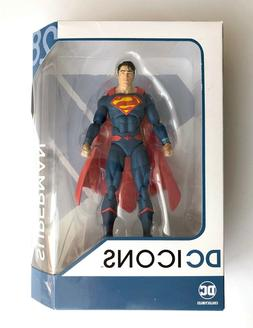 DC Collectibles ICONS 28 Superman Rebirth Renaissance Action