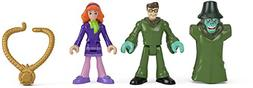 Fisher-Price Imaginext Scooby-Doo Daphne & Mr. Hyde Figures,