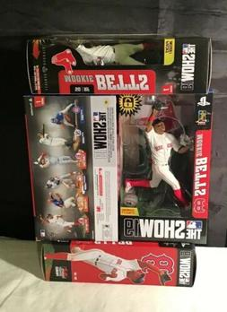 Imports Dragon McFarlane MLB THE SHOW Mookie Betts Red Sox A