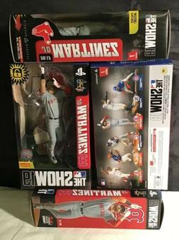 Imports Dragons McFarlane MLB THE SHOW JD Martinez Red Sox A