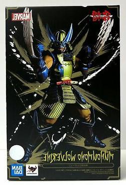 In STOCK Bandai Movie Realization Marvel Samurai Wolverine A