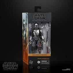 in stock black series the mandalorian beskar