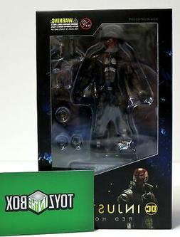In STOCK Hiya Toys DC Injustice 2 Red Hood 1/18 Action Figur