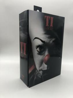 """IN STOCK NECA IT  PENNYWISE  7"""" Scale Ultimate Action Figure"""