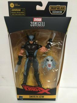 IN STOCK! Marvel Legends X-Force Wolverine Action Figure 6-I