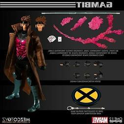 In STOCK Mezco One 12 Marvel Gambit Action Figure
