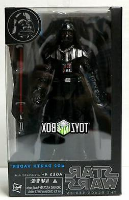 "In STOCK Hasbro Star Wars The Black Series #02 ""Darth Vader"""