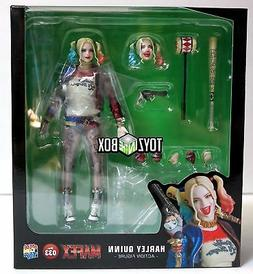"In STOCK Medicom Toy Suicide Squad "" Harley Quinn"" PX MAFEX"
