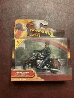 Hasbro Indiana Jones Deluxe Mutt Motorcycle Action Figure Cr