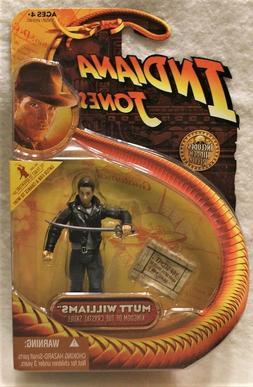 Hasbro Indiana Jones Kingdom of Crystal Skull Mutt Williams